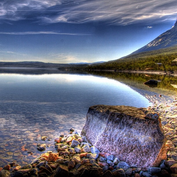 "@Jim Westen's photo: ""☕Good Morning From Kiruna #iscooler #kiruna #sweden ☕"""