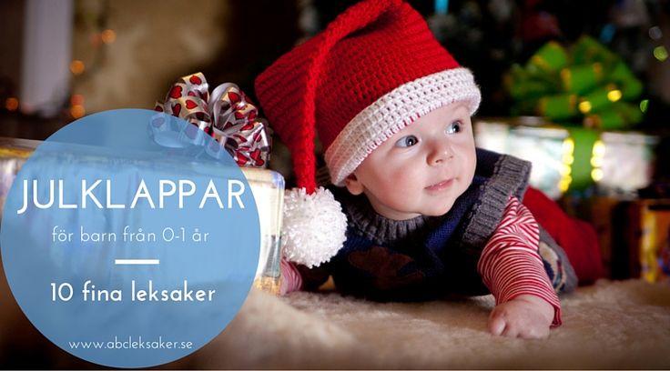 ABC Leksakers Blogg - 10 fina julklappar för barn från 0-1 år