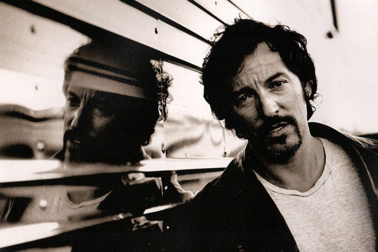 Bruce Springsteen from: Anton Corbijn   Star Trak by Schirmer/Mosel - MENDO