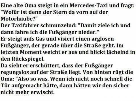 funpot: Mercedes-Taxi.jpg von Floh