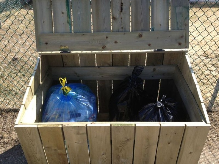 1000 Images About Garbage Can Shed On Pinterest: 1000+ Images About Garbage Sheds On Pinterest