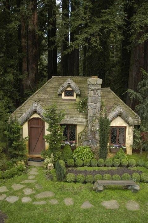 A magical cottage!