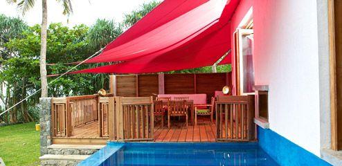 living - Underneath The Mango Tree Spa & Beach Hotel Resort Sri Lanka