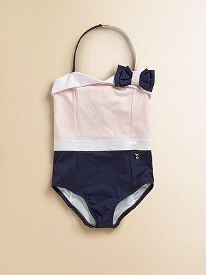 baby girl bathing suit
