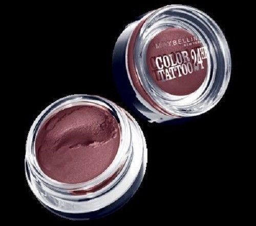 Maybelline Color Tattoo 24hr Cream Gel Eye Shadow 9 Colors | eBay Pomegranate Punk
