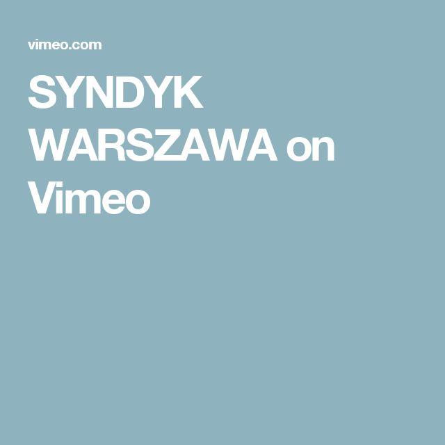 SYNDYK WARSZAWA on Vimeo