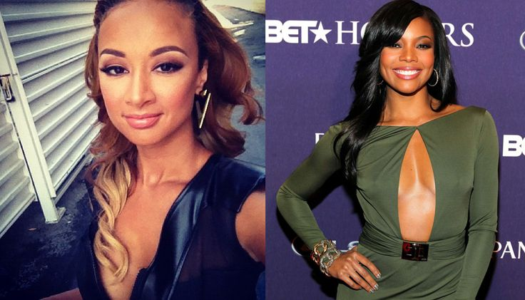 Shots Fired? Draya Throws Shade at Gabrielle Union: 'I don't want the somebody else is pregnant ring' [Photos] - B. Scott | Celebrity Entertainment News, Fashion, Music and Advice