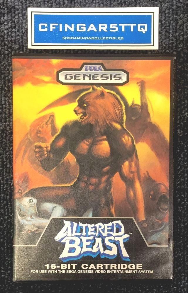 78 best images about sega genesis on pinterest shadow for Altered beast