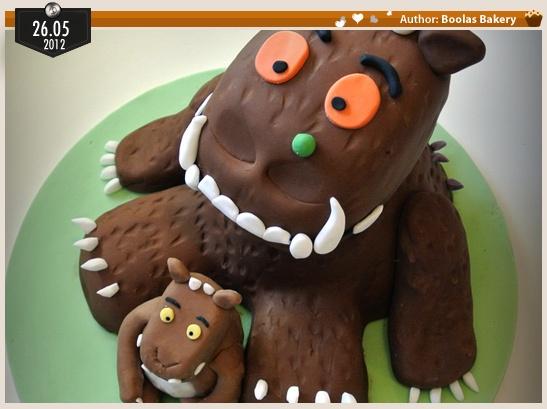 gruffalo cake envy!