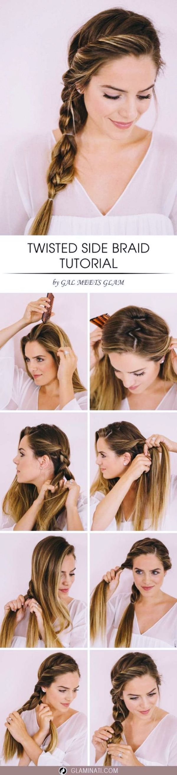 40 Quick Self Hairstyles for Working MOMs