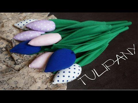 TULIPANY εïз DIY εïз - YouTube