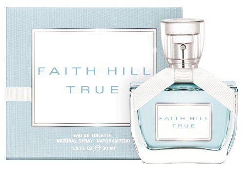Faith Hill True Eau-De-Toilette Spray by Faith Hill, 1 Fluid Ounce by Faith Hill. Save 22 Off!. $18.79. Casual. Sensual. Feminine. Inspired by casual sensuality and spirited femininity, faith hill embodies a woman's incredible sense of self - pure, honest, and unabashed. Opening with a burst of exotic citrus, faith hill true weaves a breezy floral middle and finishes with a woody base of warmth and subtle sexuality.