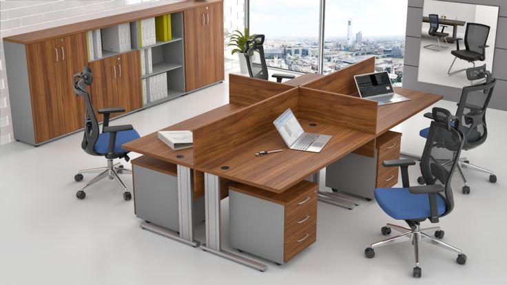 MEBLE BIUROWE EXPRESS biurka i szafy dostępne od ręki
