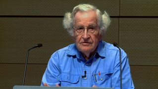 Noam Chomsky on George Orwell, the Suppression of Ideas and the Myth of American Exceptionalism
