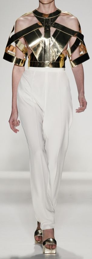 Alon Livne Spring 2014 – Mercedes-Benz Fashion Week