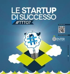 Presentiamo in 140 caratteri, o poco più, le 17 Startup di successo che interverranno al #TTT07.