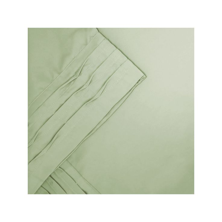 Solid 1000 Thread Count 4-piece Sheet Set, Green Queen
