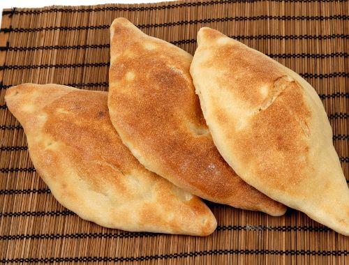 Persiskt bröd Barbari