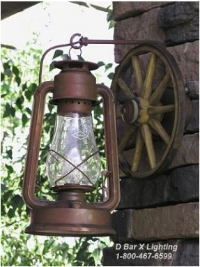Welcome to D Bar X Rustic Lighting - Rustic lantern and wagon wheel wall sconces and light fixtures & 11 best Rustic Wall Sconces u0026 Light Fixtures images on Pinterest ... azcodes.com