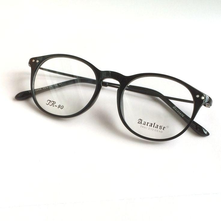 TR90 round frames Ultra-light  Prescription Eyeglasses Lennon Vintage full Frame woman optical eyeglasses small face0565