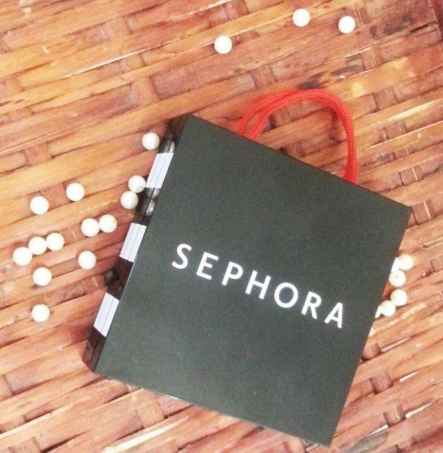 Emília Azevêdo : Paleta Sephora - Bag Makeup
