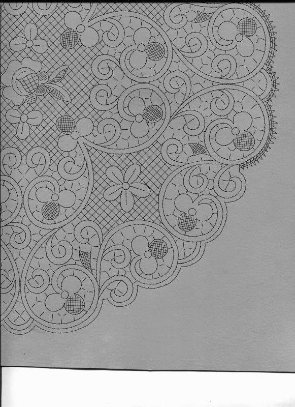 Disegni a Tombolo - Franca Vitelli - Picasa Web Album