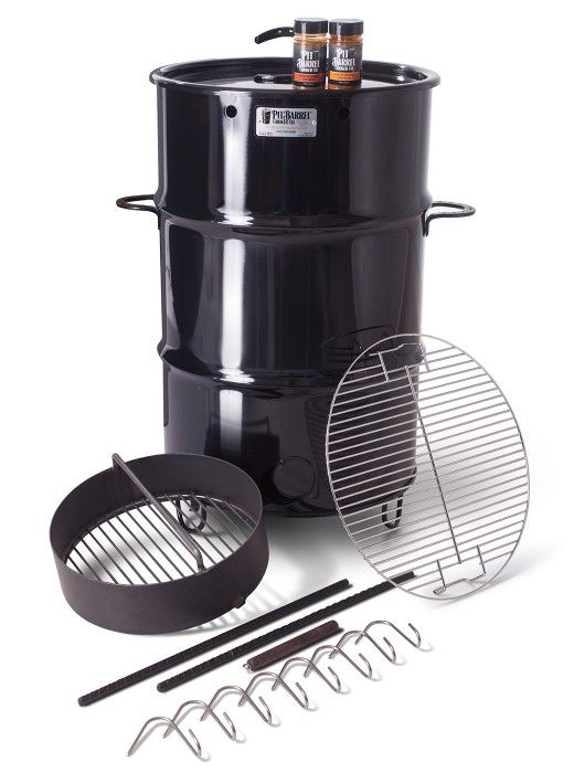 The Pit Barrel Cooker Package by PitBarrel® Cooker