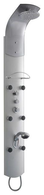 Thermostatic Aluminum Shower Panel modern-showers