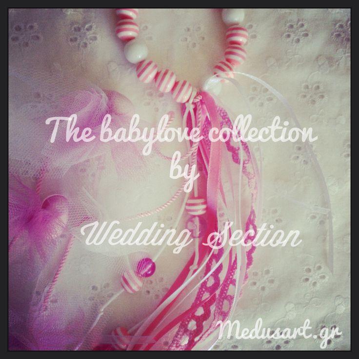 baby christening favor