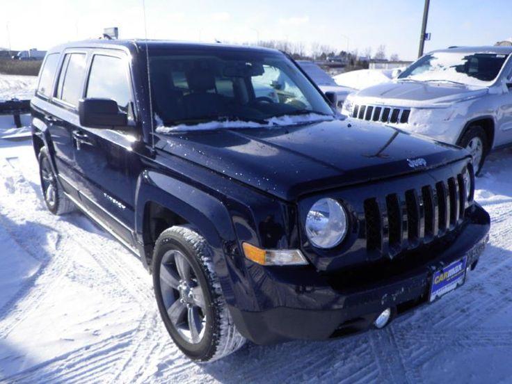 2014 Jeep Patriot Latitude 4D Sport Utility Jeep patriot