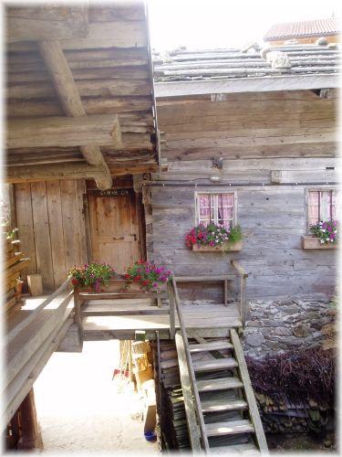 Urlaub auf dem Bergbauernhof in Südtirol
