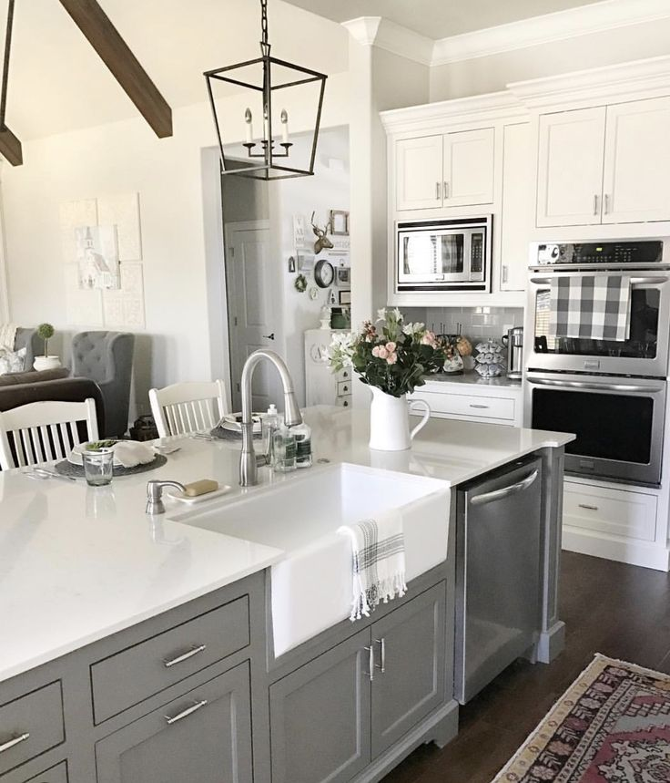 Cabinet Colors Sherwin Williams Gauntlet Gray Snowbound