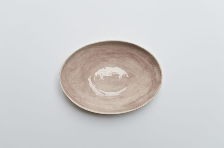 Wonki Ware Etosha Medium Bowl Aubergine@JaneMcIntyredesigns