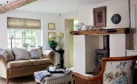 Beautiful home pictures of English home in Derbyshire