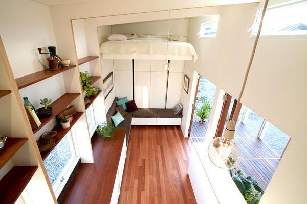 The Portal—194 sqft Tiny Home by Tiny House Company in Australia - Dream Big Live Tiny Co.