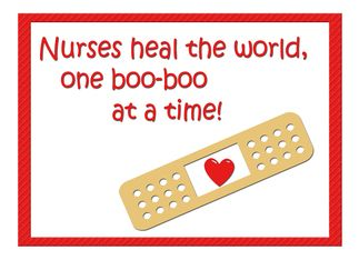 67 best nurses day greeting cards images on pinterest greeting nurses day card m4hsunfo