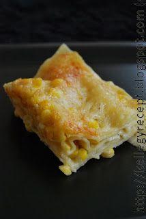 Mandy kertje és konyhája: Kukoricás lasagna