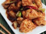 Cooking Channel serves up this General Tso's Chicken recipe from Ching-He Huang plus many other recipes at CookingChannelTV.com