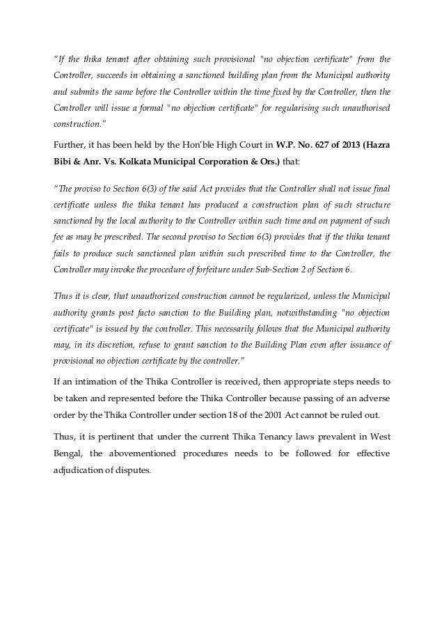 certification letter rental tenant commercial Home Design Idea - has no objection