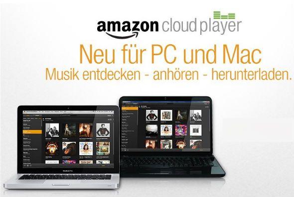 Der kostenlose Amazon Cloud Player für PC und Mac ist ab sofort in Deutschland, Österreich und der Schweiz verfügbar - http://www.onlinemarktplatz.de/38131/der-kostenlose-amazon-cloud-player-fuer-pc-und-mac-ist-ab-sofort-in-deutschland-oesterreich-und-der-schweiz-verfuegbar/