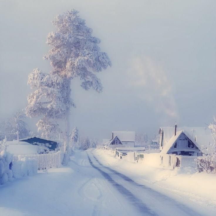 Snow...snow...beautiful snow...