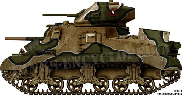 WW2 Tank Camouflage Patterns | Eight Army, El Alamein ...