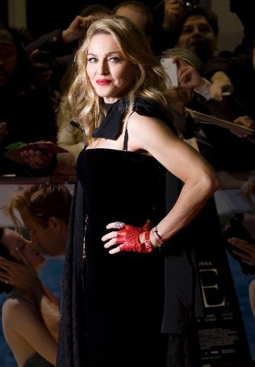 Madonna to release workout DVD.