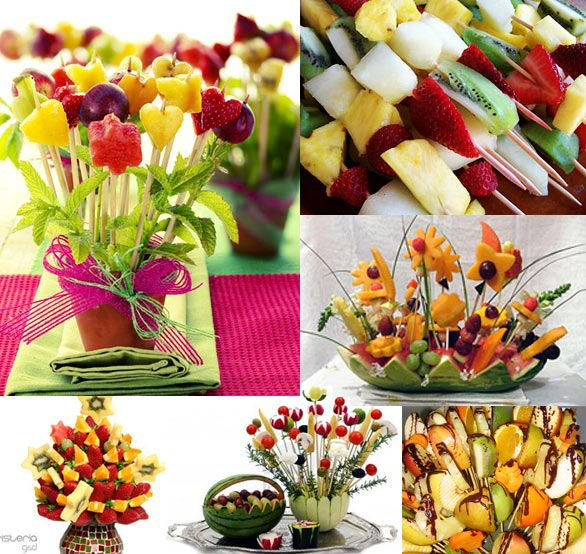 I want to make my own edible arrangements!