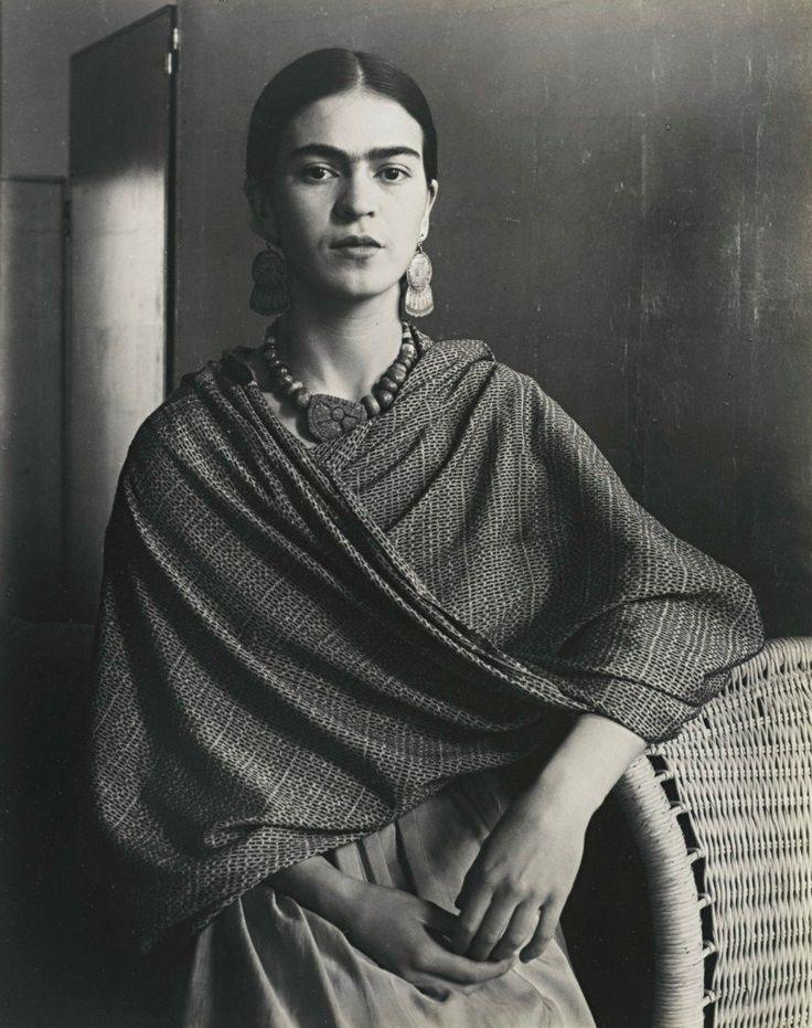 imogen cunningham 1931,  Frida Kahlo