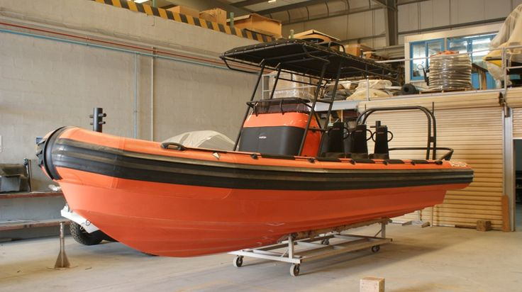 #Thailand Navy Sailors to get new multi-purpose #RIB Boat from #ASIS.