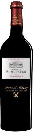 Château Fombrauge 2012 - Saint-Émilion Grand Cru - 16/20 : Le château étrenne son tout nouveau titre de Grand Cru classé avec un 2012 où les arômes épicés sont superbes et la bouche présente un étonnant mélange d'élégance En savoir plus : http://avis-vin.lefigaro.fr/vins-champagne/bordeaux/rive-droite/saint-emilion-grand-cru/d20212-chateau-fombrauge/v20221-chateau-fombrauge/vin-rouge/2012#ixzz3E7pR5kSn