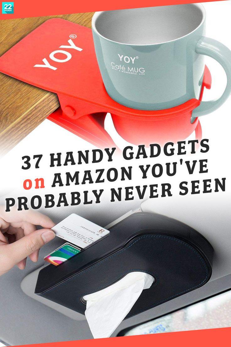 37 Genius Discoveries on Amazon