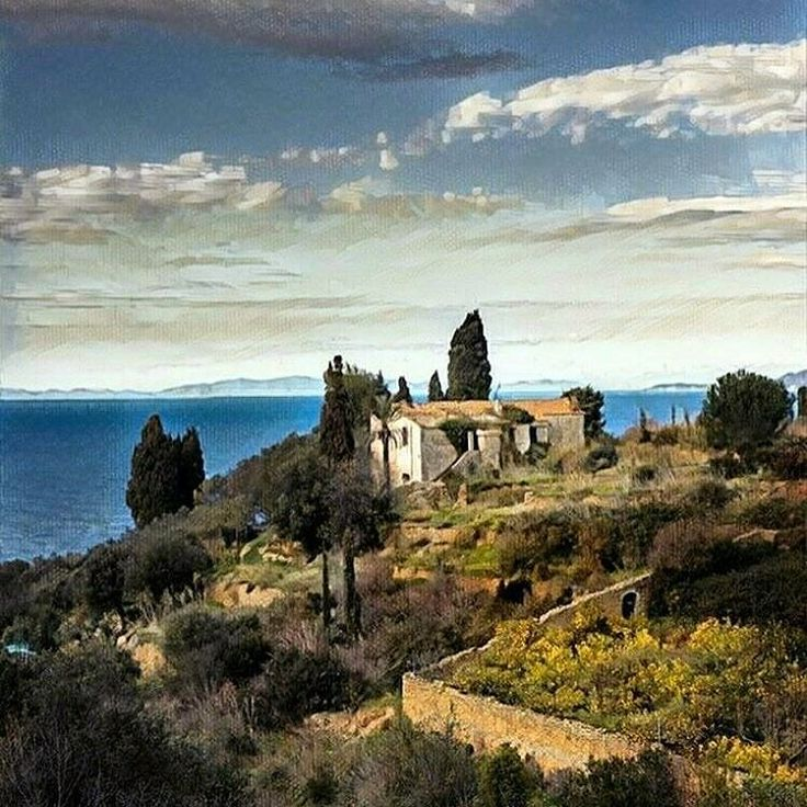 Lovely Tuscany and its sea . We  Tuscany #tuscany #clouds #cloudscape #landscape #landscapephotography #landscapephotography #ig_italia #igersitalia #igers #ig_daily #igersdaily #ig_photooftheday #ig_europe #ig_italy #ig_captures #seascape Photo credit: @photo_di_gio