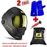 Esab SENTINEL A50 Auto Darkening Welding Helmet  BIG PROMO!  BUY ONE GET TWO GIFTS!